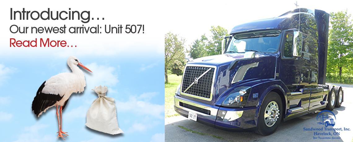 Introducing: Unit 507